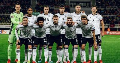 Alemania, el primer equipo clasificado al Mundial de Catar