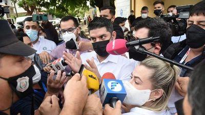 """Nenecho se llamó a silencio """"porque los medios iban a tergiversar"""""""