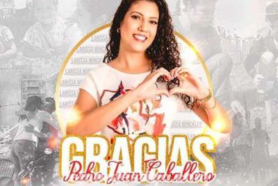 Gente Valiente: La Juventud Pedrojuanina estará representada por Larissa Winckler en la Junta Municipal 2021/2025