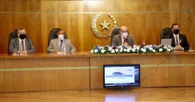 La Nación / A 5 años de la implementación del expediente electrónico, ejecutaron más de 9 millones de actuaciones judiciales