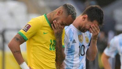 """Presidente de la Conmebol sobre el partido suspendido entre Argentina y Brasil: """"Se tienen que definir en la cancha"""""""