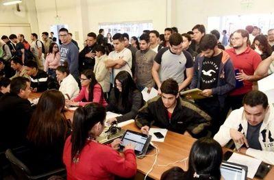 Más de 160 vacancias laborales están disponibles en la Vidriera de Empleo del Ministerio de Trabajo