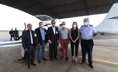 Brasileños analizan instalar industria aeronáutica en el país