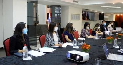 Primera Reunión del Comité de Igualdad de Género de la Cancillería Nacional