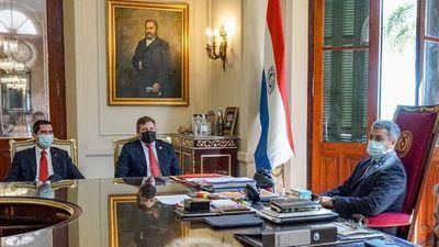 El resultado electoral trajo alivio en Palacio de Gobierno