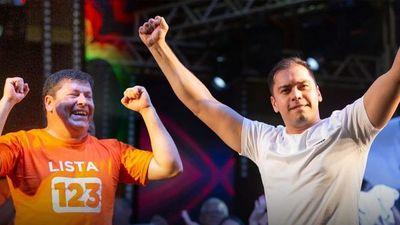 Electores  del Este dejaron  claro mensaje a partidos tradicionales