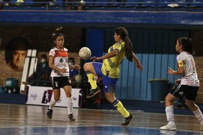 Colonial y Sport Guaraní van por el cetro de Futsal FIFA Femenino