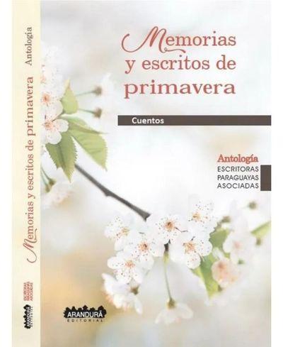 Las Escritoras Paraguayas Asociadas lanzarán antología primaveral