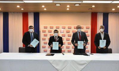 Ande firma contratos para la modernización de su sistema de distribución, con apoyo de Itaipú – Diario TNPRESS