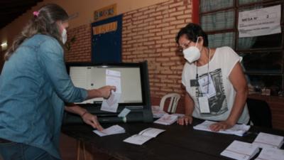 No hubo voto castigo en Asunción