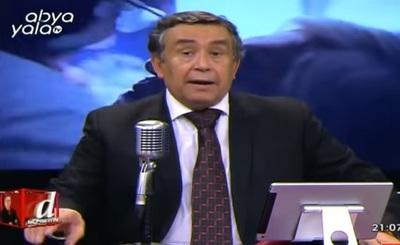 """""""Es obligación ganarle a estos mediocres"""", afirma periodista boliviano"""
