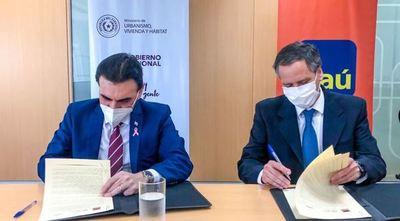 Itaú se suma a la alianza con el MUVH para facilitar el acceso a la primera vivienda