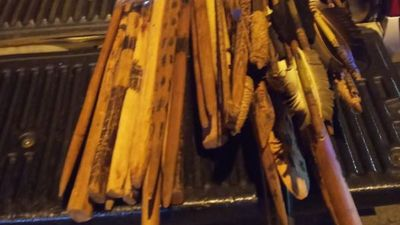 Policía se adelantó e incautó flechas de los indígenas