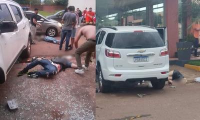 Pedro Juan Caballero: Se confirma quinta muerte, una víctima colateral del atentado