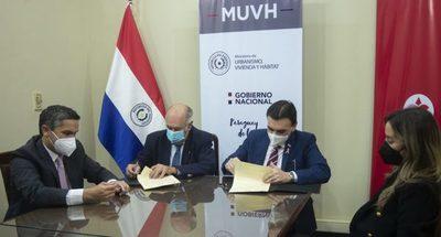 Más instituciones financieras se adhieren al programa de acceso a la primera vivienda del MUVH