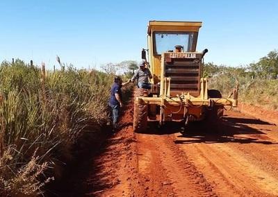 Consultarán sobre diseño de caminos vecinales en Alto Paraná, Canindeyú y Guairá