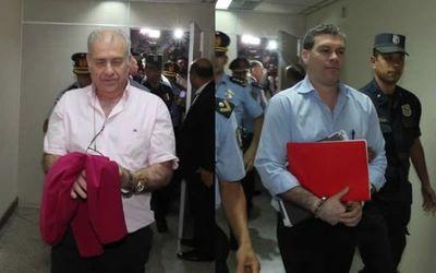 Prosigue juicio contra Ramón González Daher y su hijo