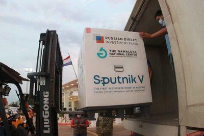 Aguardan confirmación de arribo de más dosis de Sputnik V para esta semana