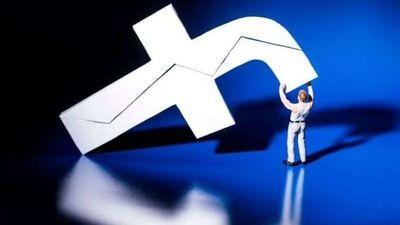 Usuarios reportan fallos en el funcionamiento de Facebook