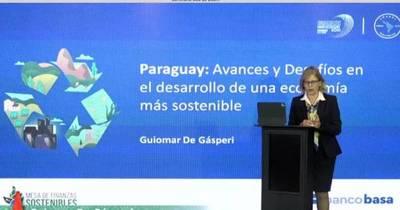 La Nación / Banco Basa remarca en un foro el desafío para impulsar el desarrollo sostenible