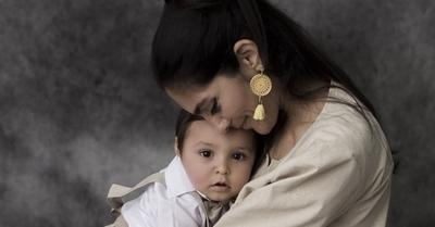 Trabajo y maternidad. La caótica vida de madre de Lucía Sapena