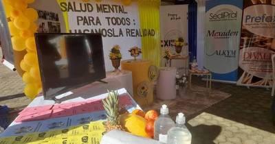 La Nación / Destacan importancia de la salud mental en homenaje a personal de blanco