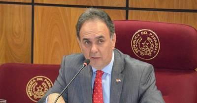 La Nación / El Partido Colorado salió favorecido en las elecciones municipales, dice Monges