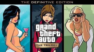 Rockstar relanzará GTA III, Vice City y San Andreas con gráficos remasterizados.