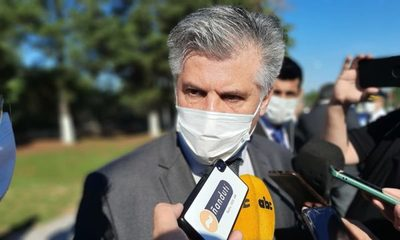 Giuzzio confiesa que gobernador de Amambay rechazó custodia volai