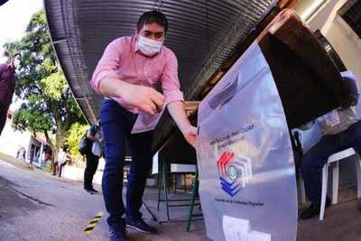 Elecciones 2021: Oposición en su conjunto tuvo más de 39 mil votos que la ANR afirma asesor de TSJE