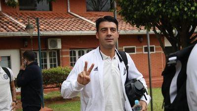 """Julio César Cáceres: """"Es difícil sostener cuando no hay resultados"""""""