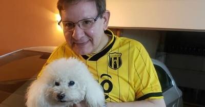 Carlos Martini, el mayor fanático del Club Guaraní