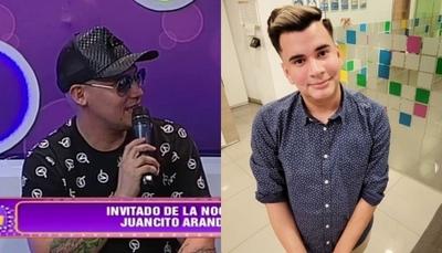 Juancito habló una vez más de su pelea con Sebas Rodríguez