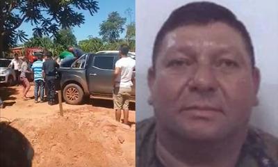 Un policía muerto y un civil herido deja ataque de sicarios en Amambay