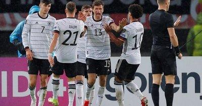 Alemania se convierte en la primera nación en clasificar oficialmente al Mundial de Qatar 2022