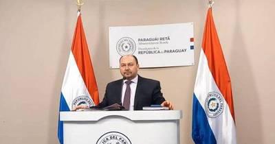 La Nación / Presidente de Diputados convoca a sesión extra para interpelar a director de Aduanas