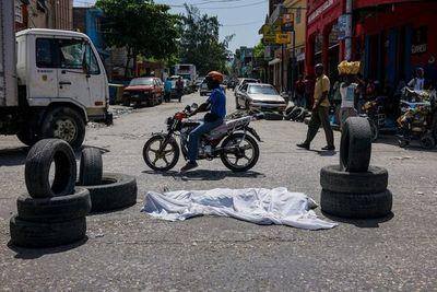 Las bandas criminales se hacen con el día a día de Haití