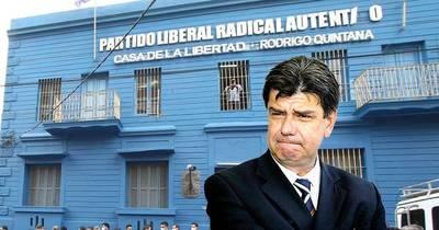 La Nación / Alegre no tiene capacidad de administrar ni una despensa, sostiene senador del PLRA
