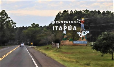 ANR se quedó con la mayoría de los distritos de Itapúa