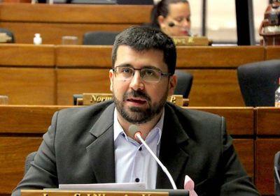 Diputado Villarejo destaca éxito del desbloqueo de listas