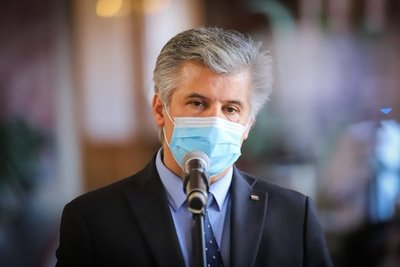 """Violencia en el país: Giuzzio presentó a Abdo """"estrategia que va operativizarse en el menor tiempo posible"""""""