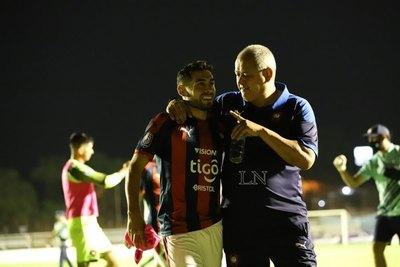 Federico Carrizo llena de elogios a Francisco Arce