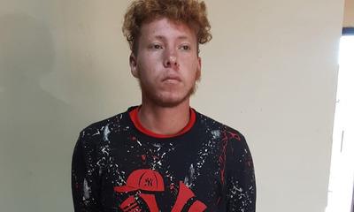 Campo 9: Joven de 19 años detenido por supuesto abuso sexual en niños