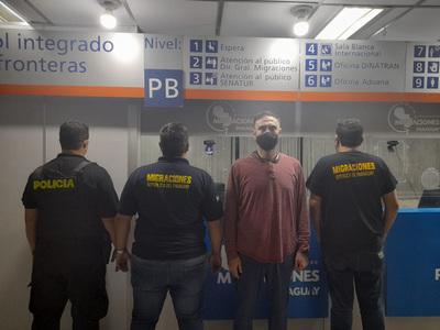 Detienen a extranjero con pasaporte cancelado en el Puente de la Amistad