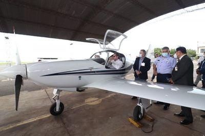 Aeronaves made in Paraguay