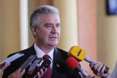 """Bacchetta: """"Añetete está ya en carrera para el 2023 y el candidato es Hugo Velázquez"""""""