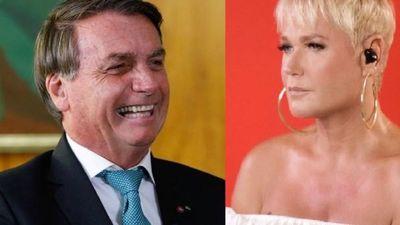 Xuxa tiroteó contra Bolsonaro y pide juicio político