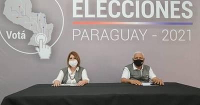 La Nación / TSJE avanza con juzgamiento de actas y proclamó a Óscar Rodríguez como intendente