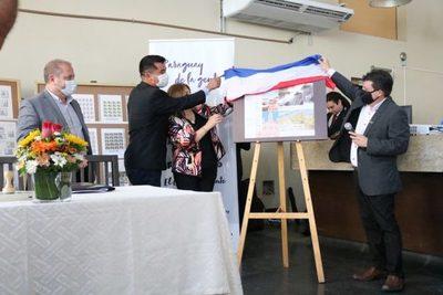 Correo Paraguayo presentó 10.000 nuevas estampillas alusivas al yacaré yrupé