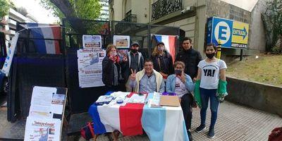"""Compatriotas en Argentina piden ser """"elegibles"""" en los próximos comicios"""